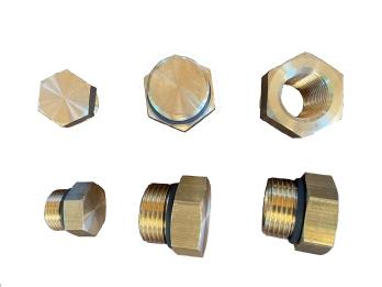 Brass Plugs & Bushings